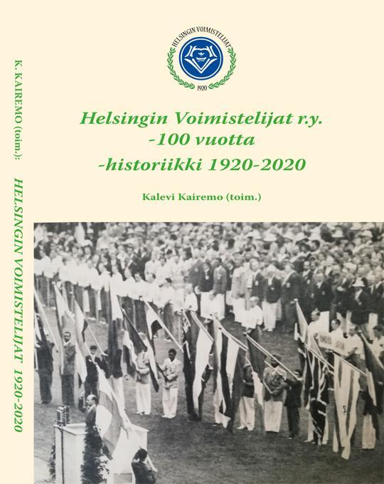 Helsingin Voimistelijat ry historiikki