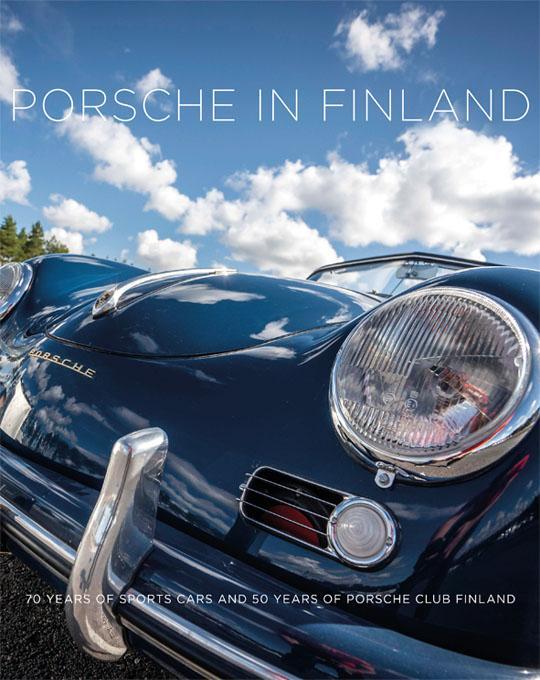 Porsche in Finland kansi