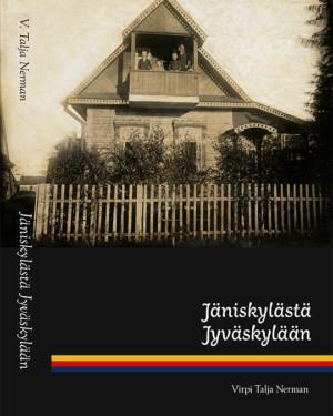 Jäniskylästä Jyväskylään kirjan kansi